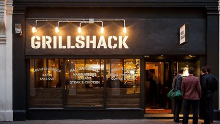 Grillshack, in the West End