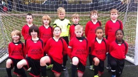 Chapel Youth under-10s