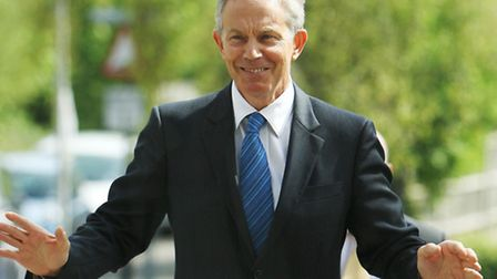 Tony Blair's old neighbourhood is the quietest in London
