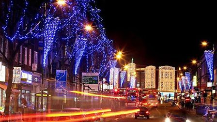 Archway is set to sparkle this Christmas