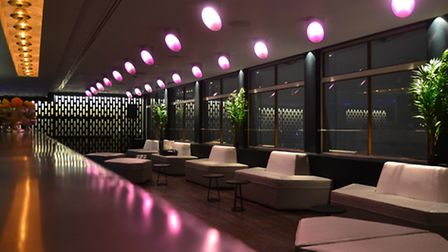 Zinc bar and nightclub at Centre Point