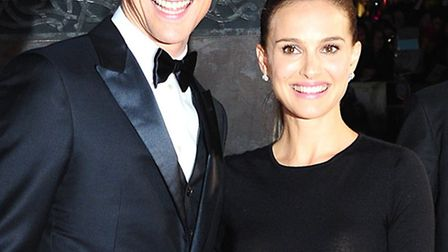 Tom Hiddleston and Natalie Portman arriving for the World Premiere of Thor : Dark World, at the Odeo