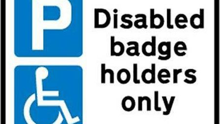 Lucy Lusinde misused her son's disabled blue badge