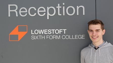 Student Jack Spence, who attends Lowestoft Sixth Form College, has made his debut feature-length fil