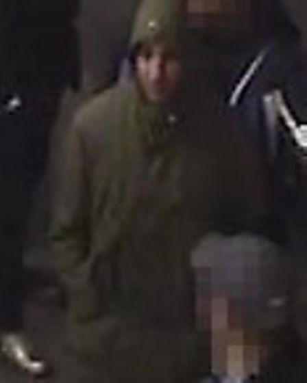 Police believe this man could help them with enquiries