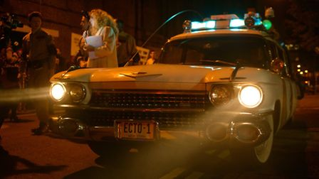 Future Cinema are screening family friendly matinees of Ghostbusters, photo Al Overdrive