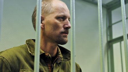 Greenpeace activist Frank Hewetson has been granted amnesty