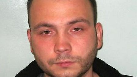 Alexandru Lenca has been jailed and banned from Wembley on event days