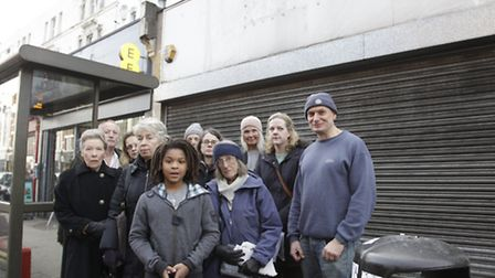 Residents are concerned about plans for another Paddy Power on Kilburn High Road