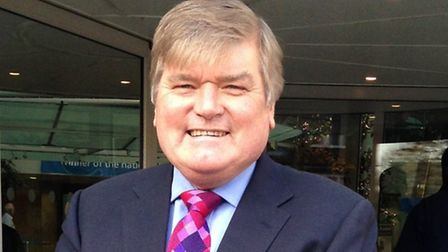 Steve Hitchins says he is not a 'private healthcare stooge'