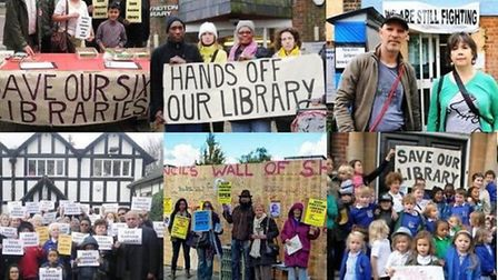 Brent Lib Dems have pledged to reopen closed libraries
