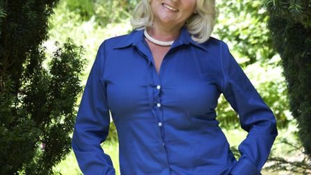 Best-selling author Martina Cole