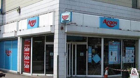 The man had his walking stick snatched outside Argos in Kilburn (pic credit: Google Streeview)