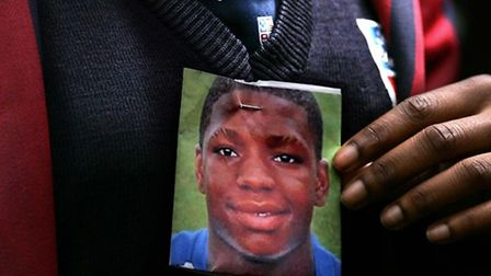 Kiyan Prince was a QPR youth player who was stabbed to death outside a school in Edgware