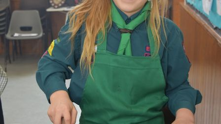 2nd Carlton Colville at the Lowestoft District Scouts cookery competition. Pictures: Mick Howes