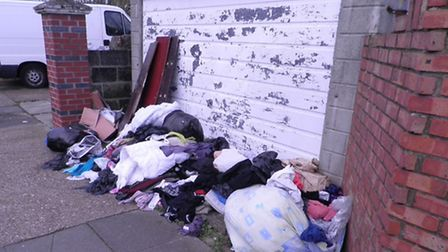 Brent Lib Dems are claiming the council's fly-tipping blitz is a PR stunt