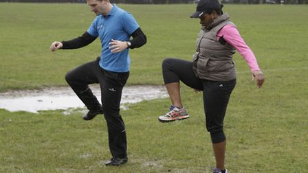 Matt Wolstenholme will show you how to get fitter and healthier (Pic credit: Jan Nevill)