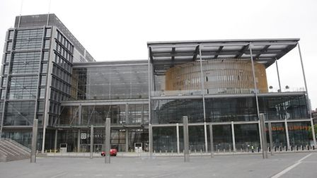 The budget meeting will take place today at the civic centre