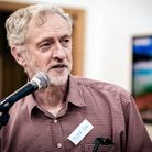 Jeremy Corbyn MP. Picture by Sheryl Tait
