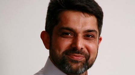 Cllr Muhammed Butt is on a hunger strike