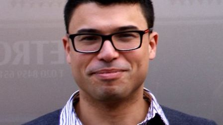 Ibrahim Taguri is the Lib Dem candidate for Brent Central