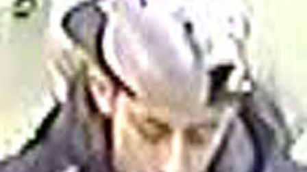 Detectives are keen to trace this youth in connection with the attack