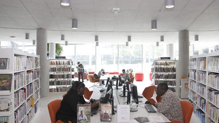 Library visitors are on the up in Brent (pic credit: Jan Nevill)