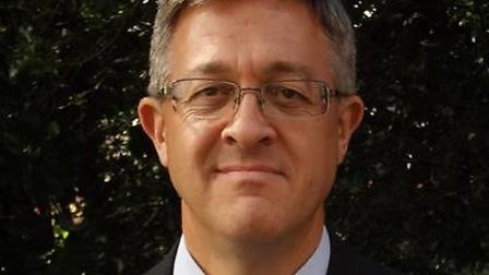 East Suffolk Council chief executive Stephen Baker. Picture: Supplied