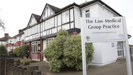 Law Medical Group Practice Harrow Road surgery (pic credit: Jan Nevill)