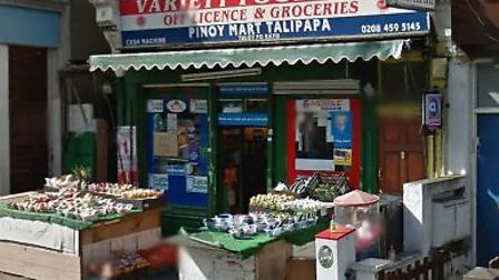 Variety Food and Wine sold alcohol to an underage schoolboy (pic credit: Google streetview)