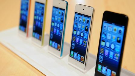 Brent Council has spent £350,500 on iPhones for staff in the last two years (pic credit: PA)