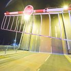 Maintenance work is likely to be carried out overnight at Lowestoft's Bascule Bridge. Picture: Nick