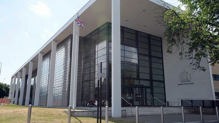 Jason Hamilton has denied stabbing a man with a kitchen knife in Lowestoft. Picture: Archant