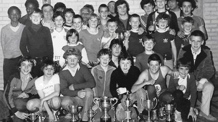 Kings Cross ABC in 1974 at York Way Community Centre A Prize giving evening at the Michael Sobell Ce