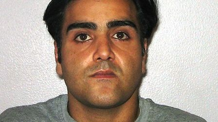 Barret Ansari has been jailed for three years