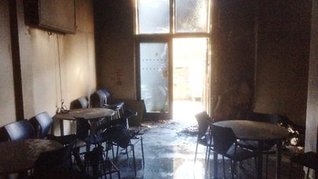Ashford Place in Cricklewood was targeted by arsonists (pic credit: www.ashfordplace.org.uk)