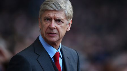Arsenal manager Arsene Wenger. (Photo by Bryn Lennon/Getty Images)