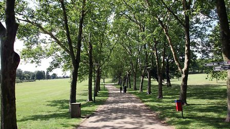 Flasher exposed himself in Gladstone Park