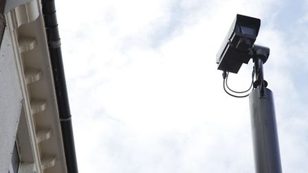 The CCTV cameras are also being used to issue parking tickets (pic credit: Jan Nevill)