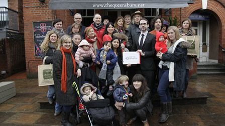 The community fought to save the Queensbury Pub in Willesden (Pic credit: Jan Nevill)
