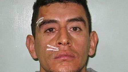 Carlos Rodriguez is wanted by Brent Police