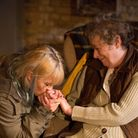 Up in Arms presents VISITORS by Barney Norris at The Arcola Theatre Directed by Alice Hamilton Prod
