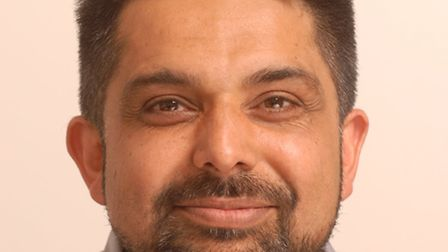 """Cllr Muhammed Butt criticised the Budget for being """"out of touch"""" with vulnerable residents"""