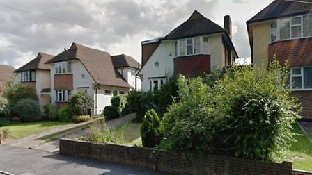House prices have surged in Brent (Pic credit: Google streetview)