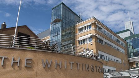 Whittington Hospital has the highest rate of mixed-sex ward breaches in thge country