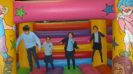 North-West London Jewish Day School raised almost £2,000 for Sport Relief