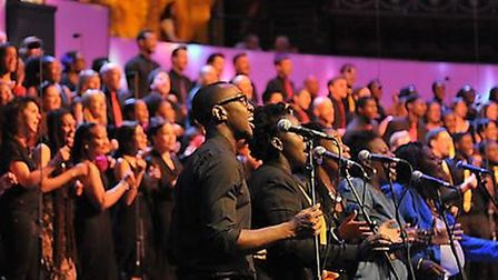 University Gospel Choir of the Year competition
