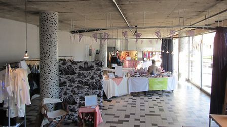 Crafters and creators living locally will be selling their masterpieces at the market on Mother's Da