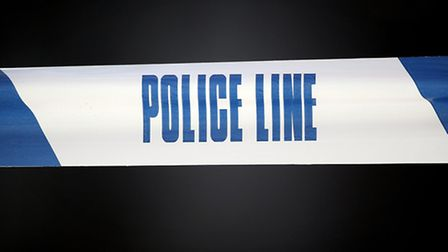 The man, in his 50s, was found dead in Baxter Road last night.