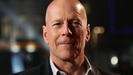 Bruce Willis. Photo by PA.